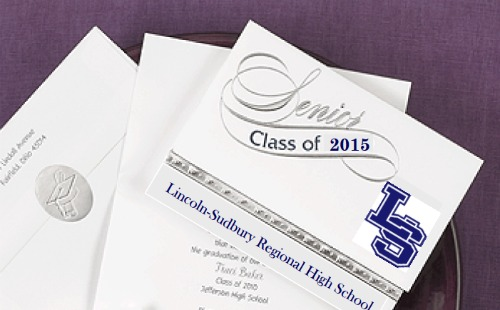 L-S 2015 Graduation Announcement