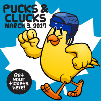 Pucks & Clucks 2017 GYHA Fundraiser
