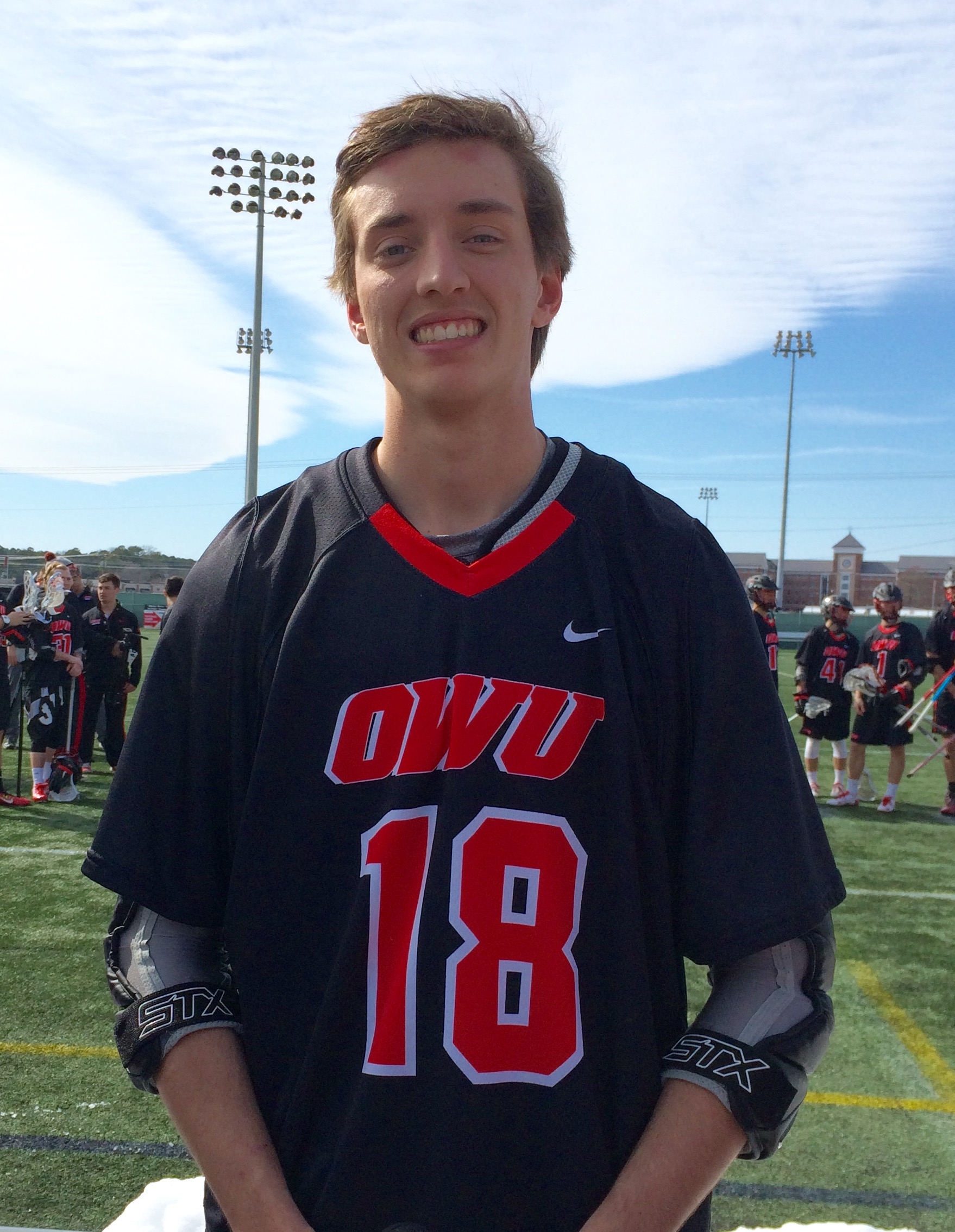 Jeb Beeghly (OWU '18)