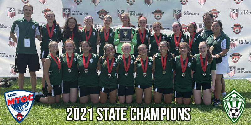 Grade 9-11 Girls DI State Champions
