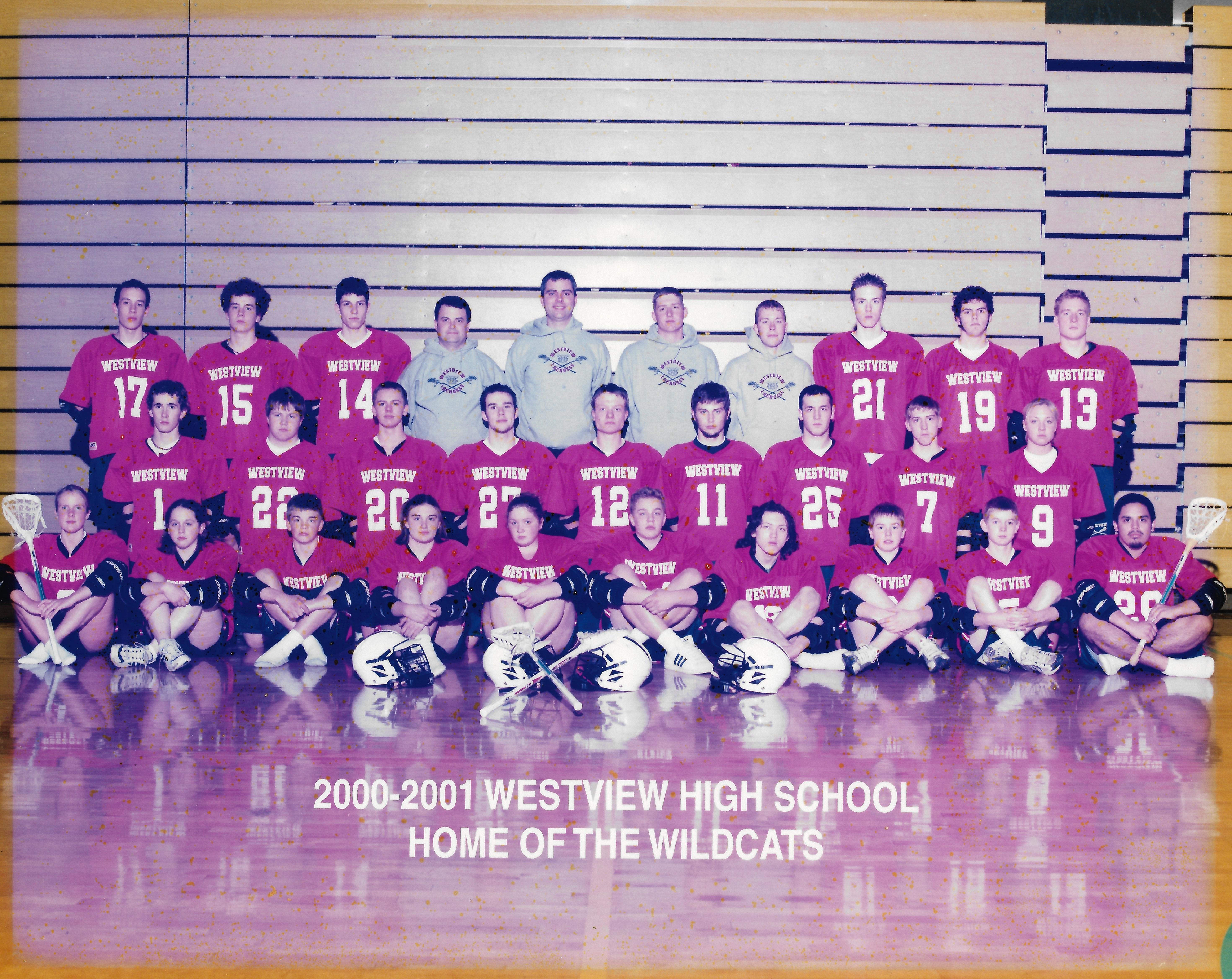WHS 2001