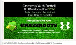 The GYFL Pre-Registration 2014