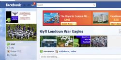 GYFL Loudoun War Eagles Facebook