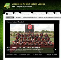 The Grass Roots Football League