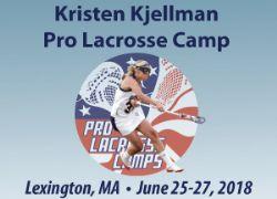 4 - Kristen Kjellman Pro Lacrosse Camp