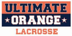 Ultimate Orange Lacrosse
