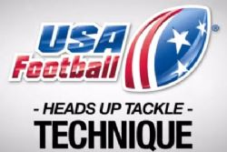 *A COACH'S GUIDE TO HEADS UP TACKLING TECHNIQUE