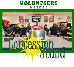 Concession Stand Volunteer Signup