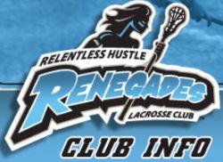 Relentless Hustle Girls Lacrosse Club