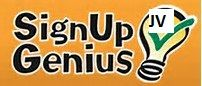 Sign Up Genius - JV GAMES