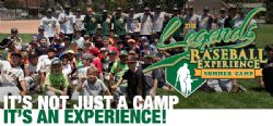 Menlo park legends camp and academy