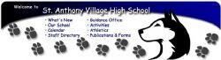 Saint Anthony Village High School
