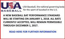 Little League Bats - 2018