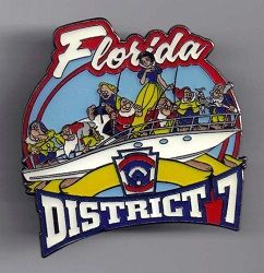Florida District 7 leagues