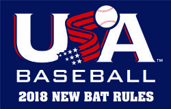 2018 USA Youth Bat Standards