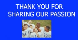 AYF Thank you for Sharing our Passion