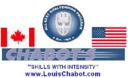 Louis Chabot Goalie Clinics