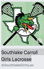 Facebook: Southlake Carroll GIRLS Lacrosse (SCGL)