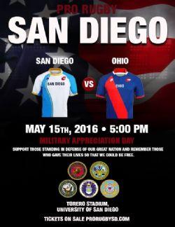 PRO Rugby San Diego