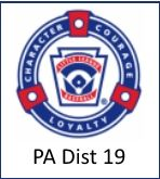 Pa District 19