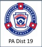 Pa District 19