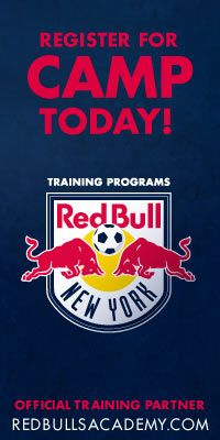 Red Bulls Training Programs