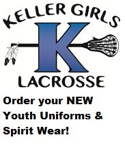 Keller Girls Lacrosse Youth Uniforms & Spirit Wear!
