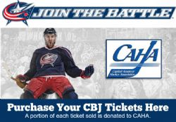 CBJ Tickets