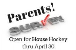 House Hockey Survey