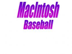 Macintosh League