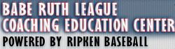 Cal Ripken Coaching Education Center