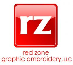 Red Zone printing and embroidery