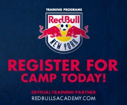 Red Bulls Training Camp