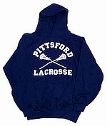 Click Hoodie for Pittsford Lax Clothing & Gear