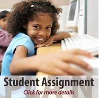 Student Assignment WCPSS Website