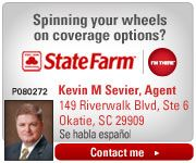 State Farm Agent Kevin Sevier