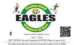 Fleming Island Eagles 5K