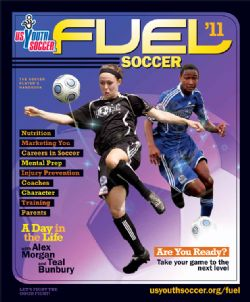 US Youth Soccer Fuel Magazine