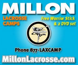 Millon Lacrosse Camps