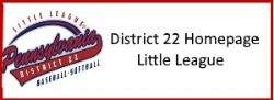 2. Little League PA District 22