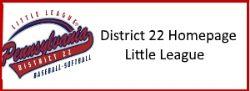 2. Little League PA District 22