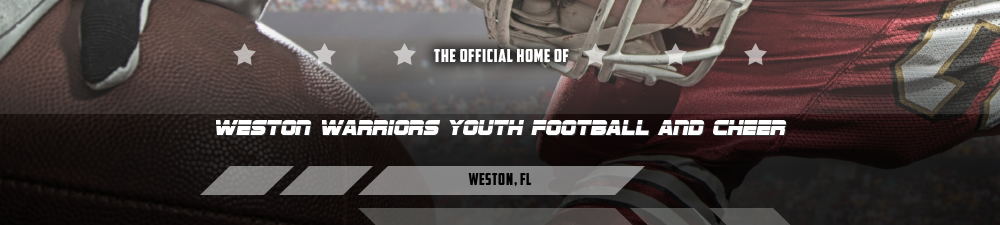 Weston Warrior Youth Football League, Football, Goal, Field
