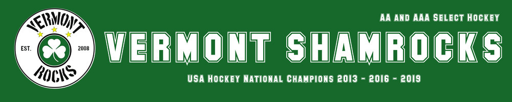 Vermont Shamrocks, Hockey, Goal, Rink