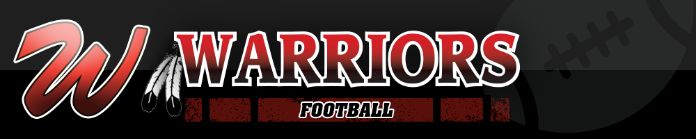 Warriors Youth Sports - Football, Football, Point, Field