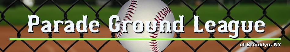 Parade Ground League, Baseball, Run, Field