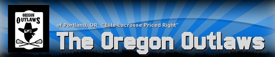 The Oregon Outlaws, Lacrosse, Goal, Field