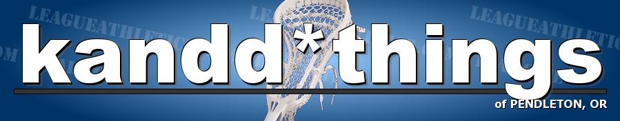 kandd*things, Lacrosse, Goal, Field