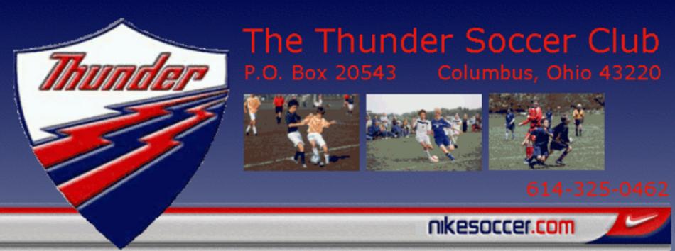 Thunder Soccer Club, Soccer, Goal, Field