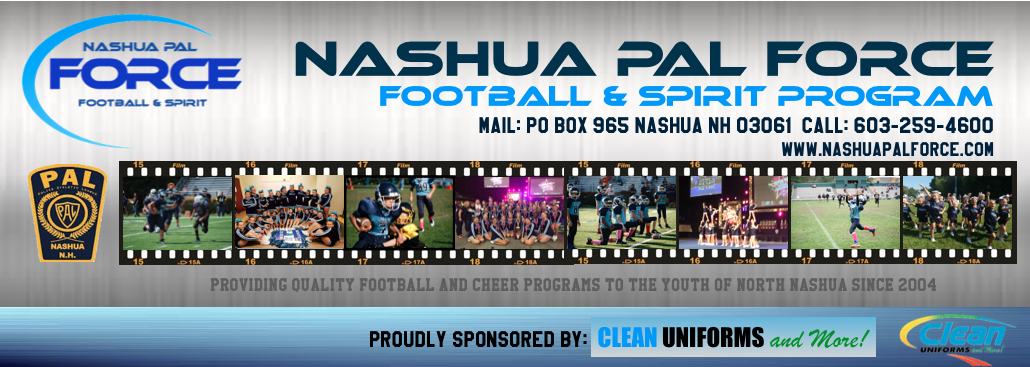 Nashua PAL FORCE, Football & Spirit, Goal, Field