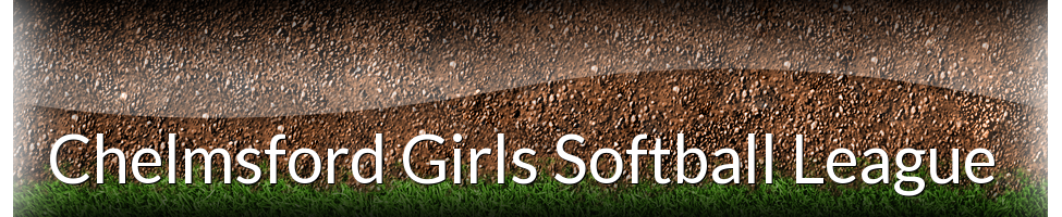 Chelmsford Girls Softball League, Softball, Run, Field